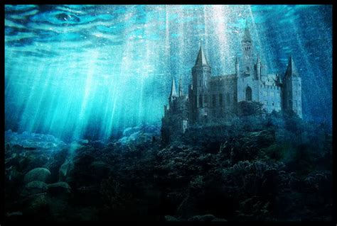 castle of water a novel poseidons pools