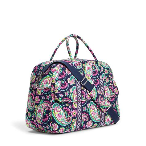 Vera Bradley L by Vera Bradley Grand Traveler Travel Bag Ebay
