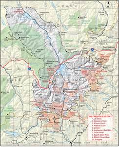 map of summit county colorado summit county colorado geological survey