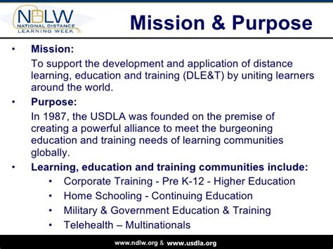 Mba In Rural Development Through Distance Learning by Green Ndlw Power Point Template Wimba Friday