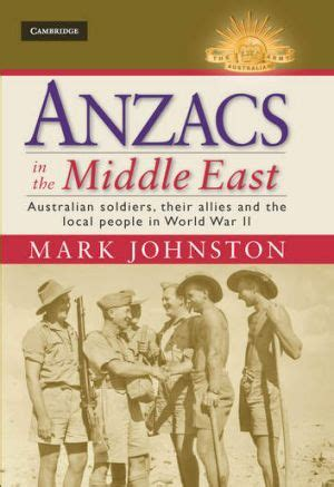 they persisted books world war ii middle east anzacs books