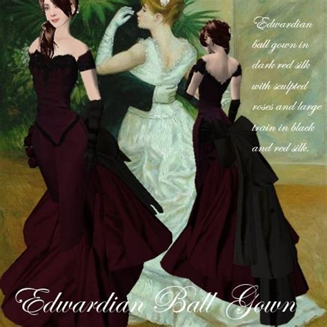 Three Second Gc second marketplace gc edwardian ballgown