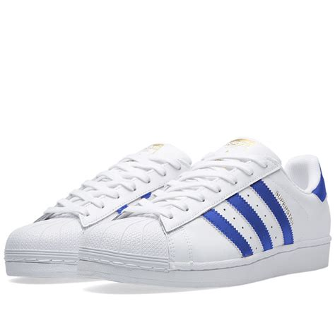 Adidas Prewalker White Blue adidas superstar foundation white blue the sole supplier