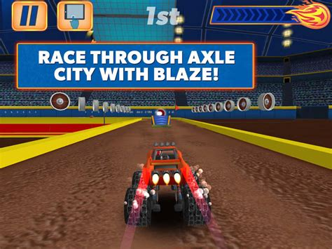 blaze and the monster machines app app shopper blaze and the monster machines hd education