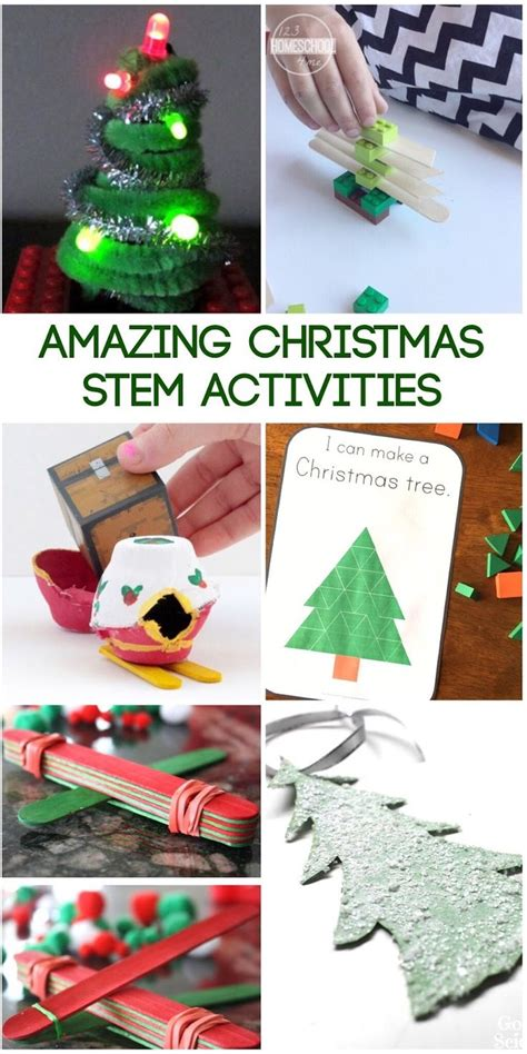 christmas crafts for 5th grade 17 best images about steam on technology stem science and activities