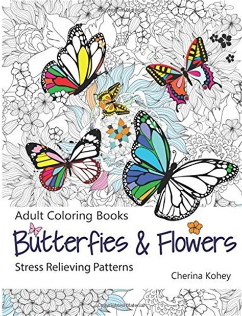 butterfly garden colouring book for adults books 10 best coloring books for adults for a stress free 2016