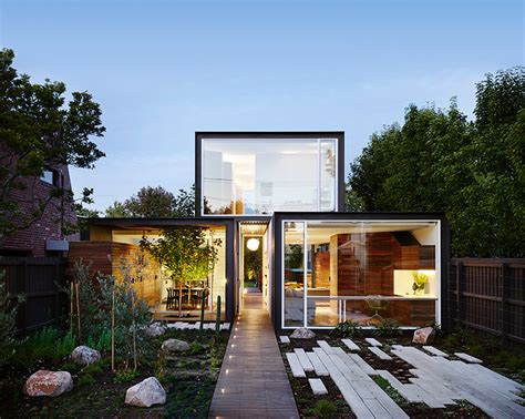 Eco House Designs And Floor Plans by That House In Melbourne By Austin Maynard Architects
