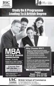 Cardiff Business School Mba Fees by Cardiff Metropolitan Master Of Business