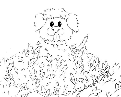 autumn cartoon coloring pages fall coloring sheets printable activity shelter