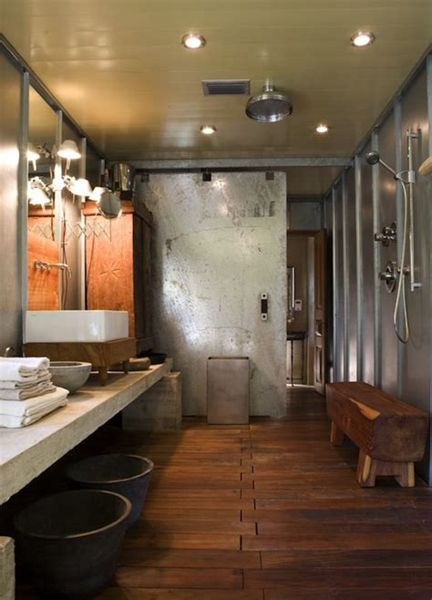 Industrial Bathroom Design Industrial Bathroom Design Modern Bathroom Mell Architects