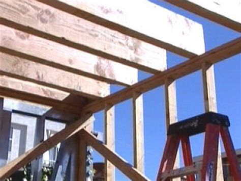 how to build a 2 story house framing tips techniques diy