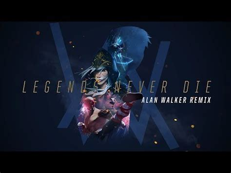 Cp Alan Walker by Legends Never Die Alan Walker Remix Worlds 2017