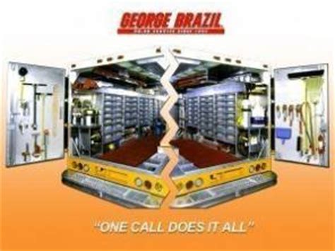 George Brazil Plumbing by The George Brazil S Ultimate Service Truck George Brazil