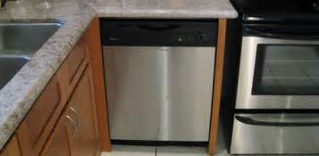 Under The Cabinet Kitchen Radio how to install a dishwasher today s homeowner