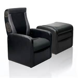 gaming chair with ottoman gaming chair ottoman with express 2 0 speaker system