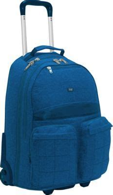 lug porter roller bag blue via ebags purses and bags blue products