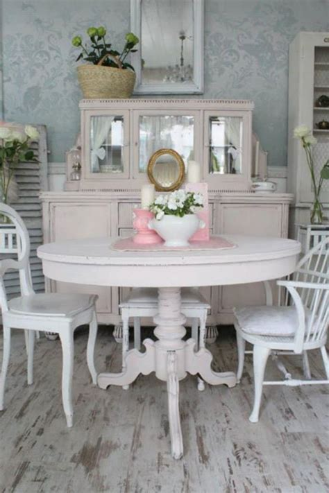Charmant Chaise Salle A Manger Occasion #5: Meubles-shabby-chic-salle-%C3%A0-manger-coquette-style-shabby-chic.jpg
