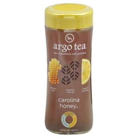 Argo Tea Gift Card - argo tea carolina honey tea 13 5 oz pack of 12