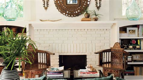 25 cozy ideas for fireplace mantels southern living stylish fireplace 25 cozy ideas for fireplace mantels