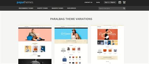 changing themes bigcommerce don t miss 8 best responsive bigcommerce themes 2018