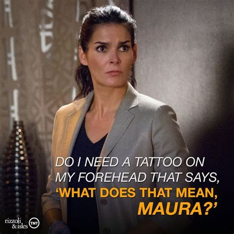 angie harmon tattoo 908 best rizzoli and isles images on angie