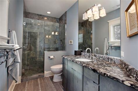 Marlana Countertops by Design Build Winnetka Traditional Bathroom Chicago