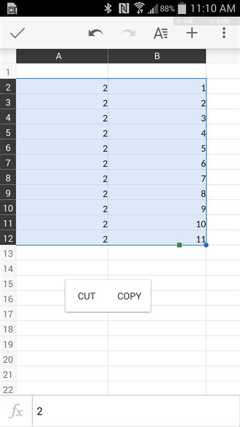 android pattern whitespace google sheets for android gets huge update with android l