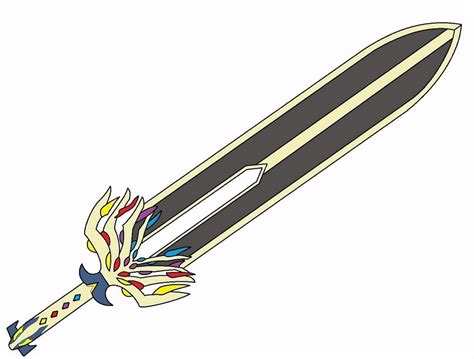 xerneas sword by kongo217 on deviantart