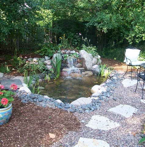 Backyard Water Features Ideas Backyard Features Ideas 75 Relaxing Garden And Backyard Waterfalls Digsdigs Backyard Water