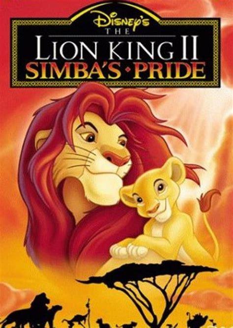 lion king ii simbas pride  action fan casting  mycast