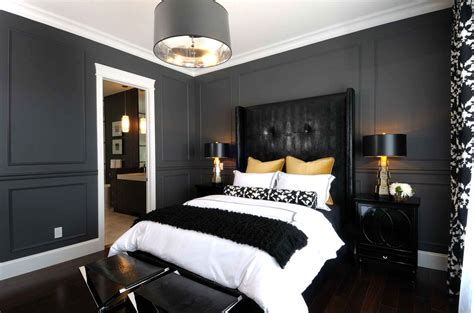 black bedroom decor 25 black bedroom designs decorating ideas design