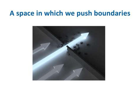 push boundaries pushing the boundaries of participatory research with