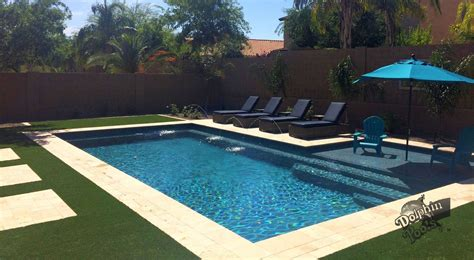 Pool #066 by Dolphin Pools And Spas   Backyard   Pinterest