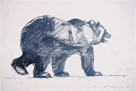imagenes a lapiz de osos oso dibujo a lapiz imagui