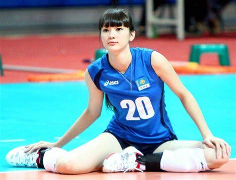 masih ingat pevoli cantik asal kazakhstan sabina altynbekova ini nasibnya sekarang idn times