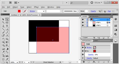 color overlay illustrator illustrator getting solid color values from transparency