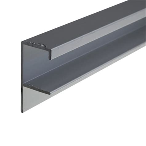 Extruded Aluminum Drawer Pulls by Richelieu Mrb1500svc Velo Drawer Pull 12 Aluminum