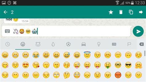 Play Store Whatsapp Update Whatsapp Update F 252 R Android Mit Neuen Emojis Im Playstore