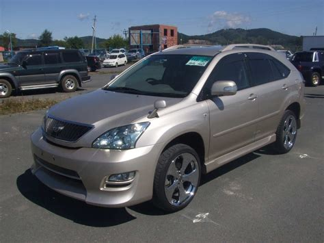 toyota harrier 2005 used 2005 toyota harrier photos 2400cc gasoline ff
