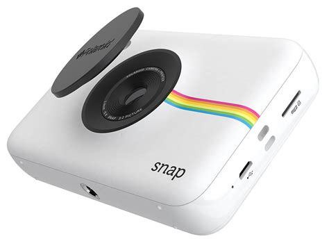 polaroid two instant digital polaroid snap instant digital with zero ink zink