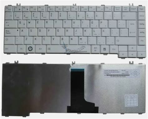 Keyboard Laptop Toshiba Satellite L640 b 224 n ph 237 m laptop toshiba satellite l640 keyboard