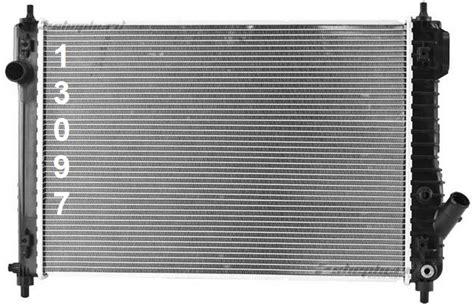 pontiac g3 1 8 radiador de pontiac g3 1 6l l4 2007 2010 nuevo