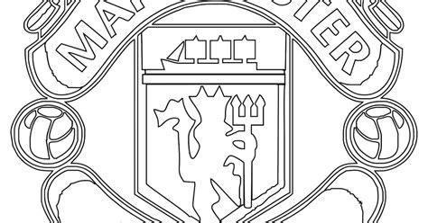 Banner Spanduk Bendera Club Bola Manchester United gambar mewarnai logo klub klub sepak bola inggris contoh anak paud