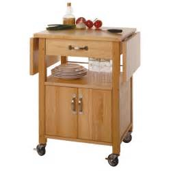 Mobile Kitchen Island Butcher Block by Kitchen Islands Carts Drop Leaf Kitchen Cart Ws 84920