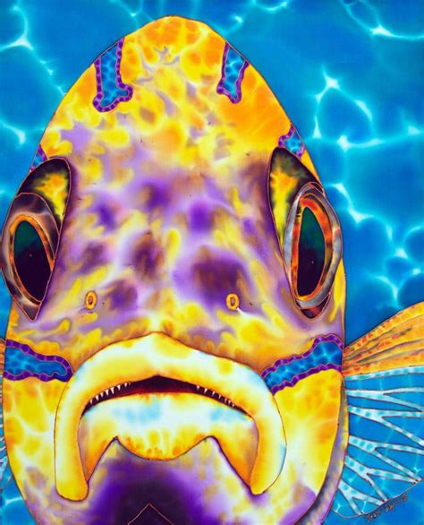 17 best images about fish on fish paintings