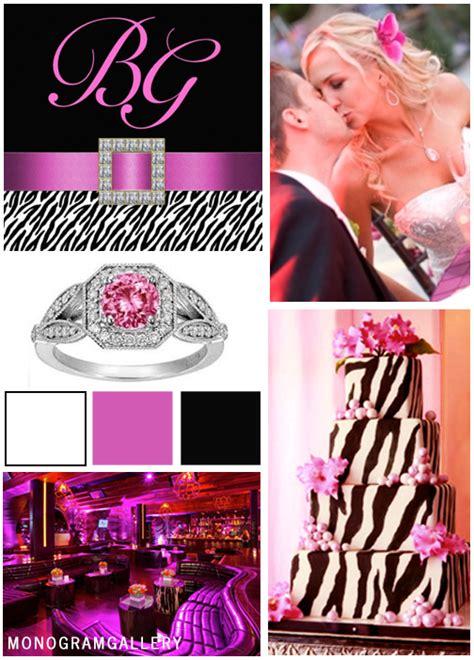 Zebra Print Wedding Invitations by Zebra Print Wedding Invitations Pink Black