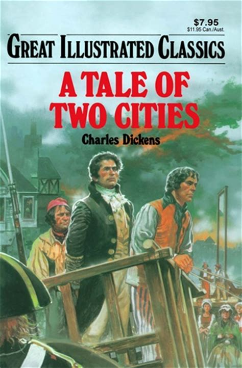 a tale of a books a tale of two cities great illustrated classics charles