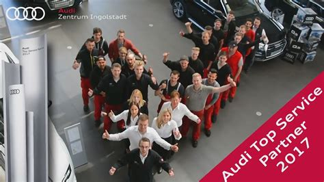 Audi Service Partner by Wir Sind Audi Top Service Partner 2017