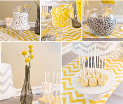 Chevron Baby Shower Decorations by Chevron Baby Images