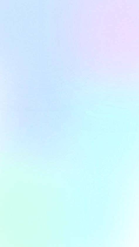 pastel blue purple mint ombre gradient phone